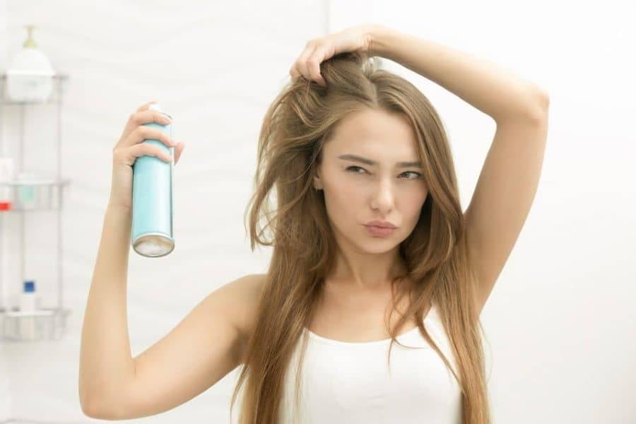 lacca capelli bio