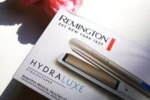 Piastra Remington HydraLuxe S8901: la piastra idratante per uno styling sano