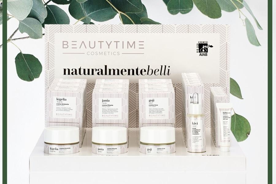 beautytime international cosmetici bio