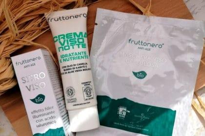 Fruttonero: la cosmesi naturale e sostenibile Made in Italy