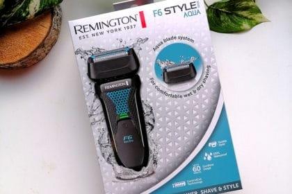Rasoio F6STYLE AQUA Remington: caratteristiche e recensione