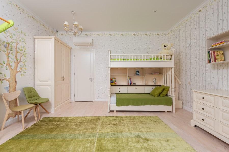 Cameretta per bambini: i mobili di cui hai bisogno