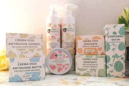 Cosmetica Bolognese: creme viso artigianali Made in Italy